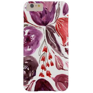 Watercolor Purple/Pink Floral iPhone 6/6sPlus Case