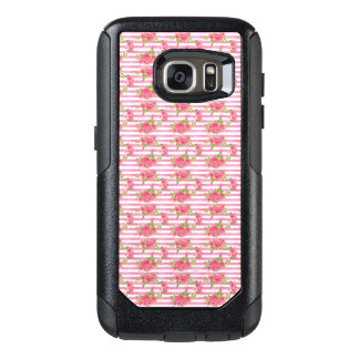 Watercolor Red Roses OtterBox Samsung Galaxy S7 Case