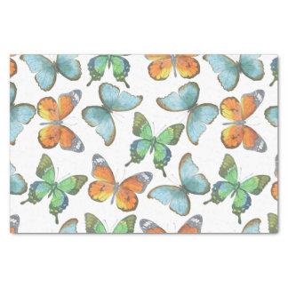 Watercolor Safari: Butterflies Tissue Paper