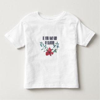 Watercolor sayings toddler T-Shirt