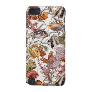 Watercolor Sea Life Pattern 2 iPod Touch 5G Covers