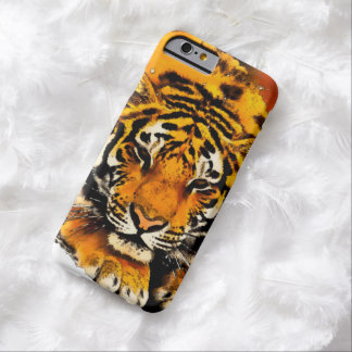 Watercolor Siberian Tiger iPhone 6 Case Barely There iPhone 6 Case