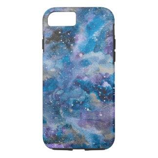 Watercolor Space iPhone 7 Tough Case