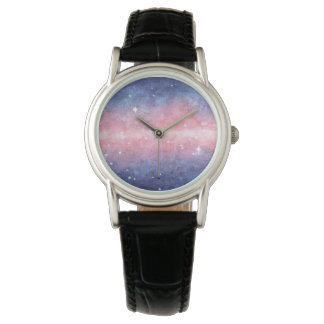 Watercolor Space Watch