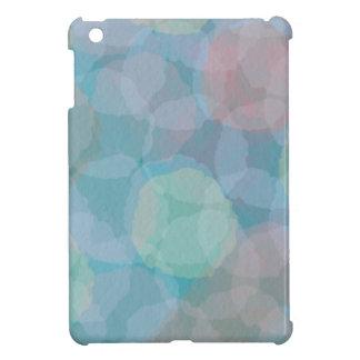 Watercolor Splash Droplet Savvy iPad Mini Case
