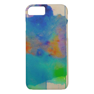Watercolor Splash iPhone 7 Case