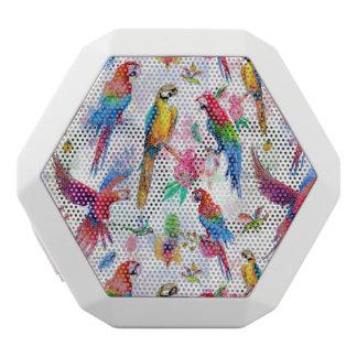 Watercolor Style Parrots
