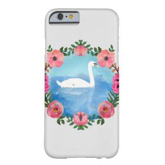 Watercolor Swan Case