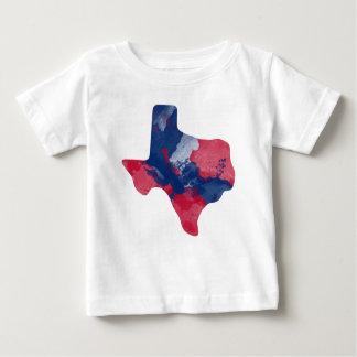 Watercolor Texas Baby Shirt