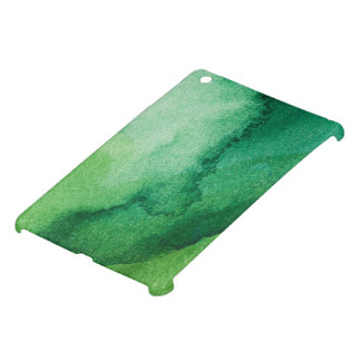 Watercolor texture iPad mini cover