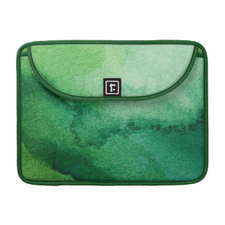Watercolor texture sleeve for MacBooks