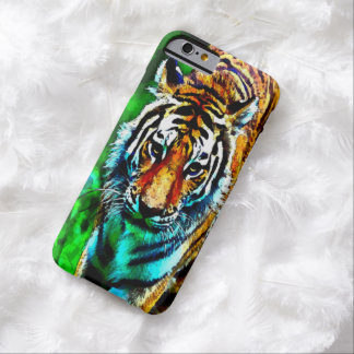 Watercolor Tiger iPhone 6 Case Barely There iPhone 6 Case
