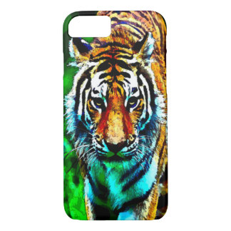 Watercolor Tiger iPhone 7 Case