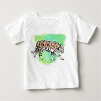 Watercolor Tiger T Shirts