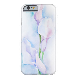 watercolor with 3 callas barely there iPhone 6 case