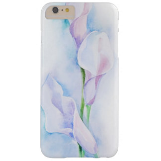 watercolor with 3 callas barely there iPhone 6 plus case