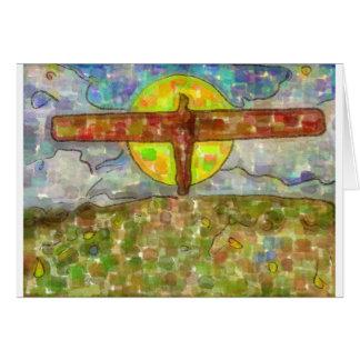 watercolour angel 2 card