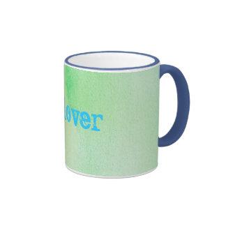 Watercolour, art lover mug