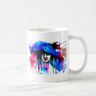 Watercolour Art Mugs