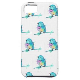 Watercolour Bird iPhone/Samsung Galaxy Case