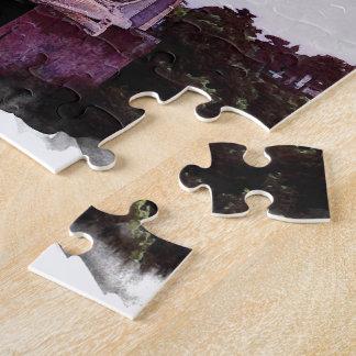 Watercolour Bridge Jigsaw Puzzle