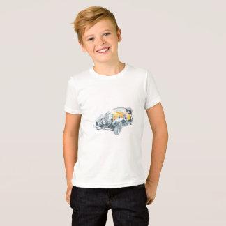 Watercolour car. T-Shirt
