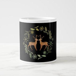 Watercolour Deer Espresso Mug