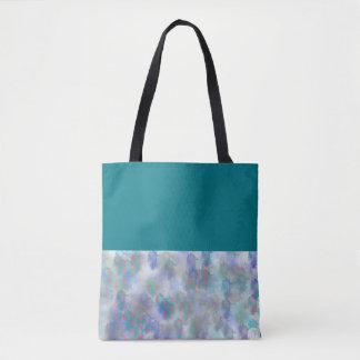 Watercolour Dipped Tote Bag