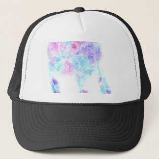 Watercolour Dreamcatcher Trucker Hat