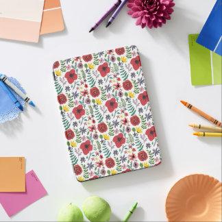 Watercolour Florals Design iPad Air Cover
