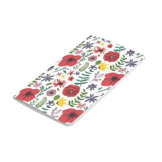 Watercolour Florals Design Journal
