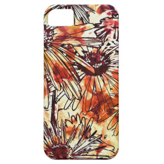 Watercolour Flowers iPhone 5 Cover