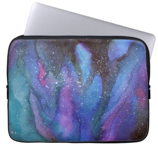 Watercolour Galaxy Laptop Sleeve