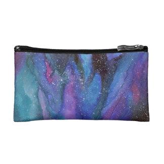 Watercolour Galaxy Makeup Bag