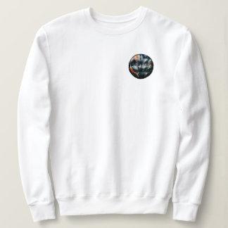 Watercolour Galaxy Wanderlust Sweatshirt