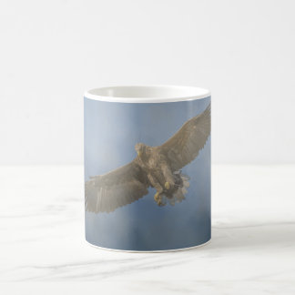 Watercolour Golden Eagle mug