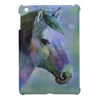 Watercolour Horse Cover For The iPad Mini