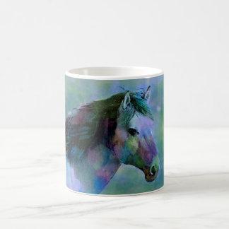 Watercolour Horse Mugs