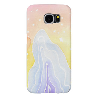 Watercolour Marble Samsung Galaxy S6 Cases