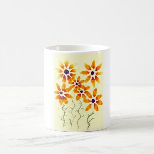 watercolour mug