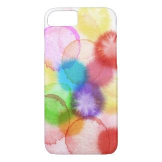Watercolour Paint Splatter Phone Case