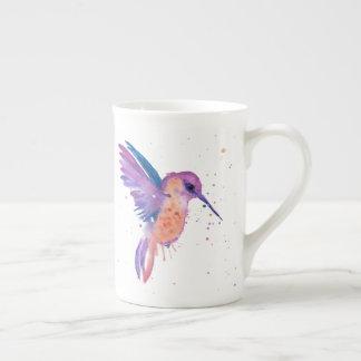 Watercolour Painting Hummingbird Mug