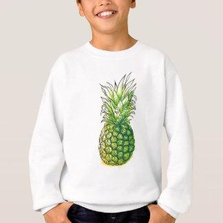 Watercolour pineaple sweatshirt