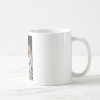 Watercolour Tiger Mug