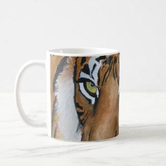 Watercolour Tiger Coffee Mug