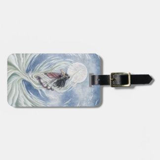 Waterdance Luggage Tag