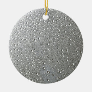 Waterdrops Christmas Ornament