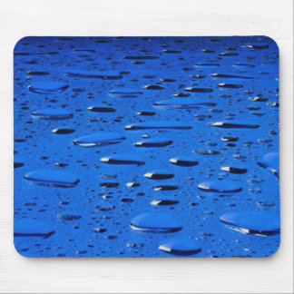 Waterdrops Mousepad