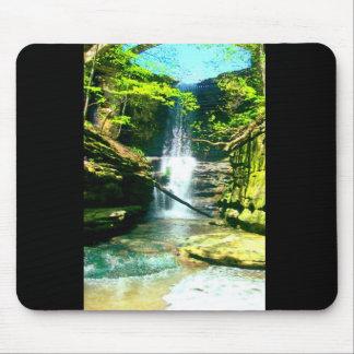 Waterfall 2 mouse mat