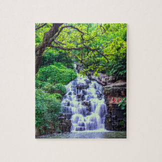 Waterfall 8x10 Photo Puzzle with Gift Box